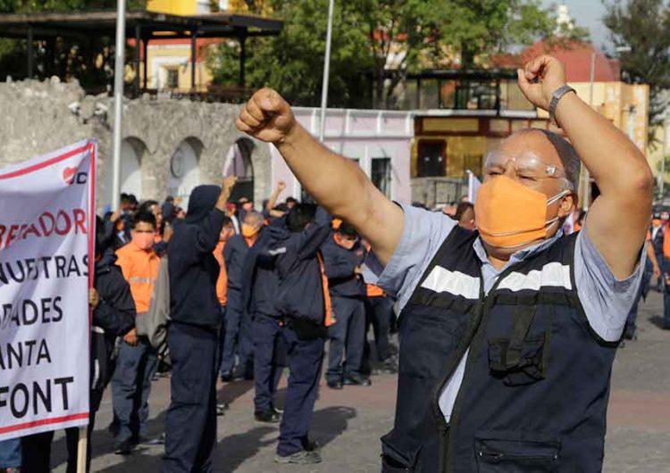 Barbosa: conflicto en Bonafont no es problema nuestro, es de Conagua