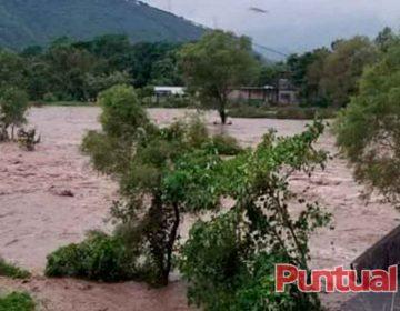 Deja Grace a su paso por Puebla tres personas muertas y cientos de daños materiales