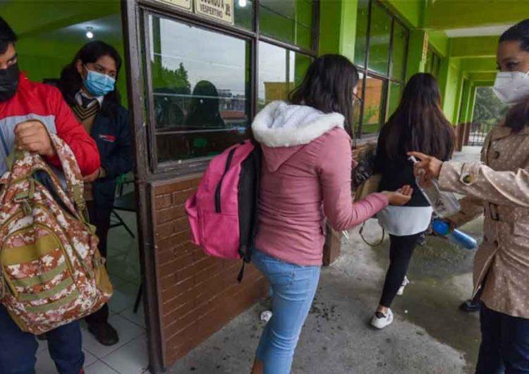 Difunde SEP Puebla plan para el regreso a escuelas en Puebla