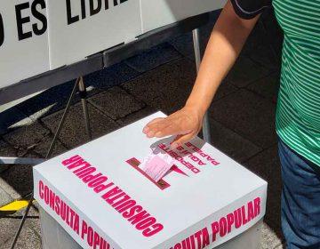 En Puebla 397 mil 270 votaron por enjuiciar a ex presidentes de México