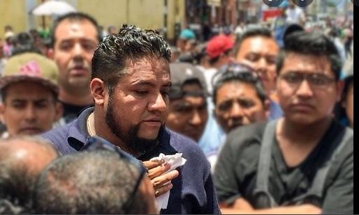 Fuerza 2000 niega cobro de piso a ambulantes y sexoservidoras de la capital de Puebla