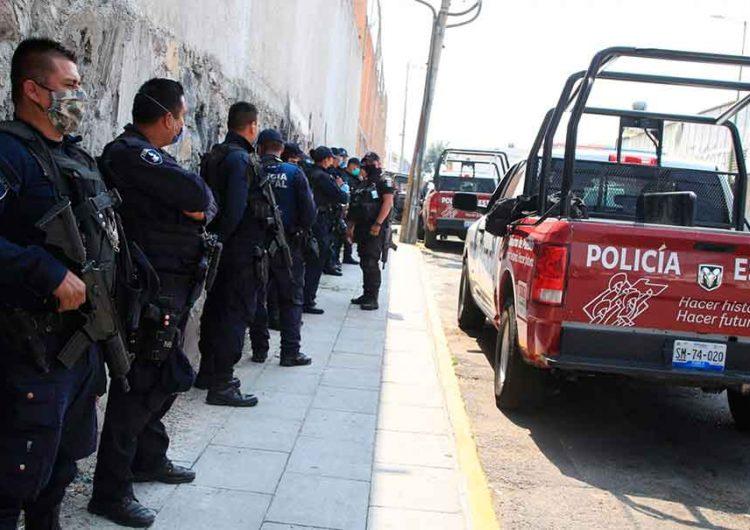 Garantiza el gobernador de Puebla trabajo en equipo contra la delincuencia