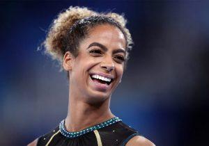 'Soy gimnasta olímpica: las mujeres sufren menstruación y miedo por el leotardo'