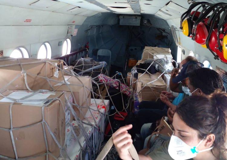 Terremoto en Haití: respondemos a las necesidades médicas urgentes