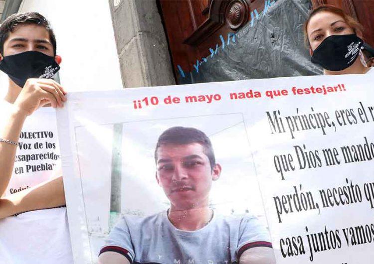 Ley de Desaparecidos propuesta por el gobierno de Puebla propone crear Células de Búsqueda