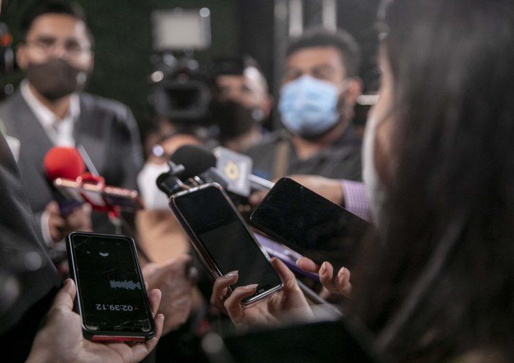 BC, quinto lugar en ataques a la prensa