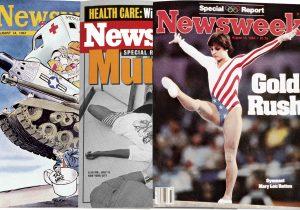 Newsweek en la historia