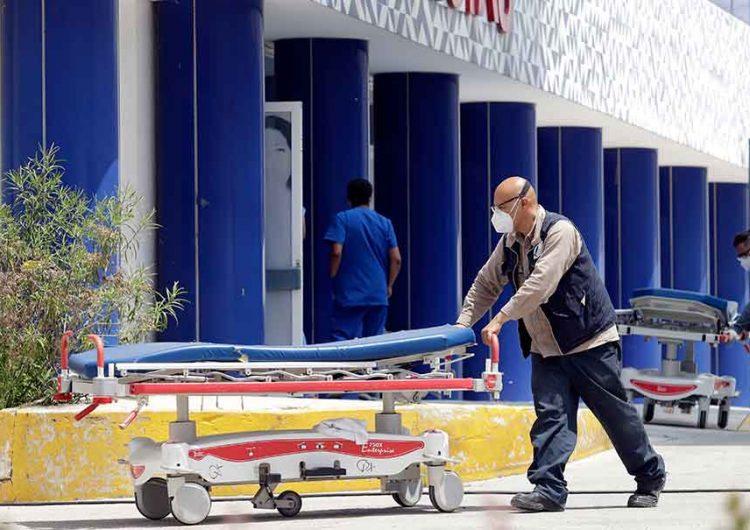 Puebla rebasa los mil hospitalizados por Covid