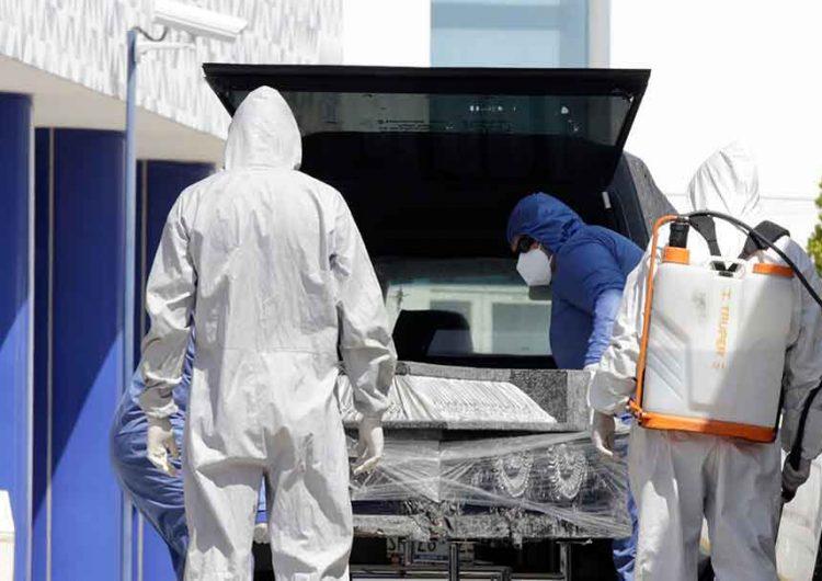 Puebla registra 602 nuevos infectados y 15 muertos por Covid en un día