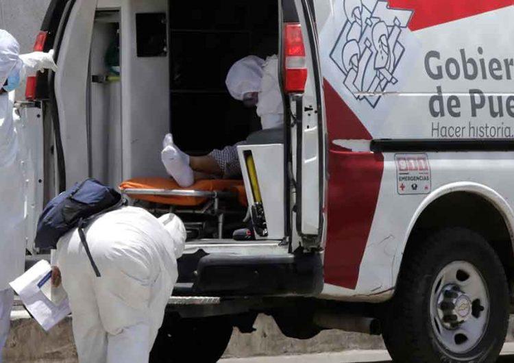 Puebla registra 804 nuevos contagiados de Covid durante el fin de semana