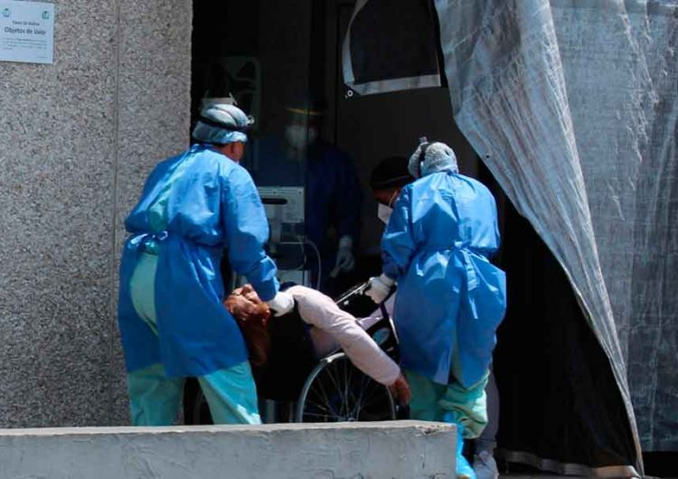 Registra Puebla casi 500 nuevos infectados y 24 muertos en 24 horas