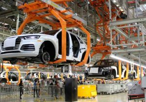 Regresan trabajadores de AUDI a turnos completos de producción