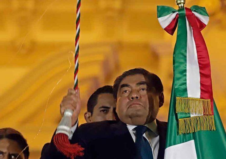 Sí habrá Grito y festejos patrios en Puebla pese a tercera ola covid