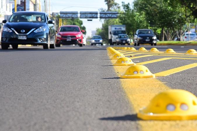 Entregan obras de rehabilitación de pavimento en Primer Anillo