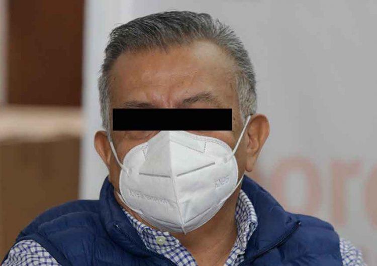PAN exhorta a víctimas de Saúl Huerta a denunciar