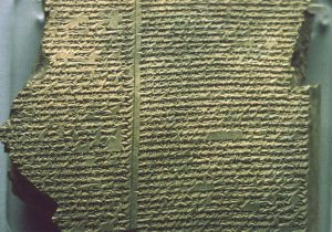 EU confisca porción de tableta de la 'Epopeya de Gilgamesh'; pretende devolverla a Irak