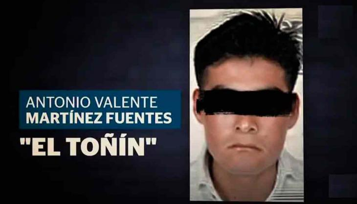 """""""El Toñín"""", protegido por Palmarito Tochapan, centro del Triángulo Rojo de Puebla"""