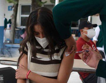 Vacunas Covid en Puebla para personas de 18 años del 15 al 18 de agosto