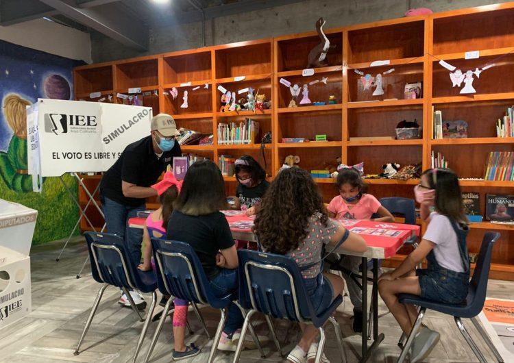 """Culmina IEEBC con éxito programa """"Mis vacaciones en la biblioteca 2021"""""""