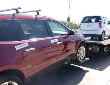 Menos de 10 vehículos han sido sacados de circulación por no pagar control vehicular