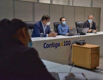 Participa alcalde de Jesús María en reunión del IPLANEA
