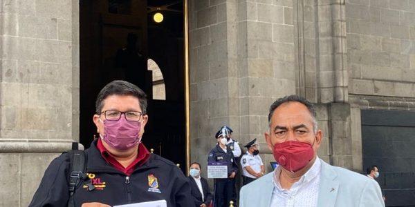 Presentan síndicos controversia ante SCJN por municipalización del agua
