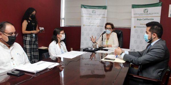 IMSS preparado para nueva ola de Covid, en BC se cuadruplican enfermedades respiratorias