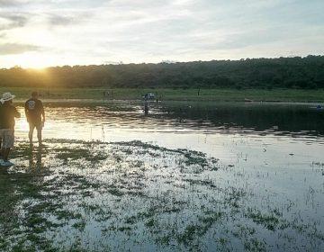 Mueren ahogados dos jóvenes en la presa Abelardo L. Rodríguez en Jesús María