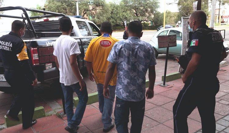 Rescatan a cuatro trabajadores víctimas de secuestro virtual en hotel de Aguascalientes