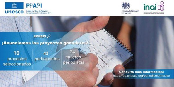 Periodistas de Tijuana integran plan piloto de investigación lanzado por la UNESCO