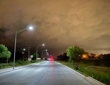 Renuevan luminarias en Av. Independencia en Jesús María