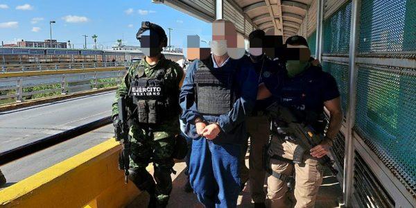 Detienen a Arellano Félix tras deportación a México