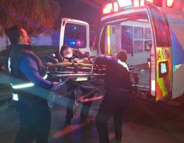 Joven de 22 años discutió con su novia y después se arrojó de un puente en Aguascalientes