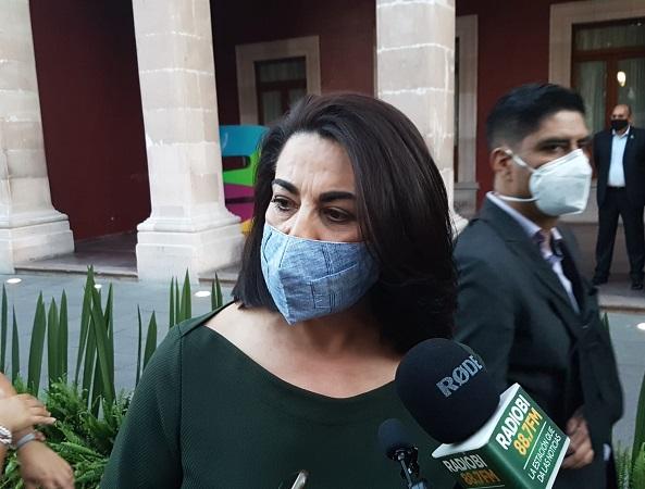 Me encantaría que una mujer gobierne Aguascalientes: Lorena Martínez