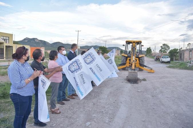 Invierte CAPAS 2.8 millones de pesos en obra hidráulica en Venadero
