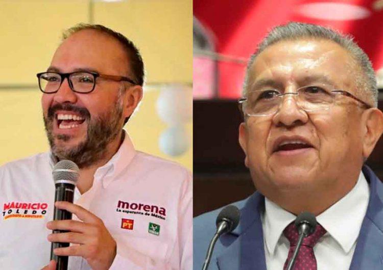 Apresura Barbosa a legisladores desaforar a diputados Saúl Huerta y a Mauricio Toledo