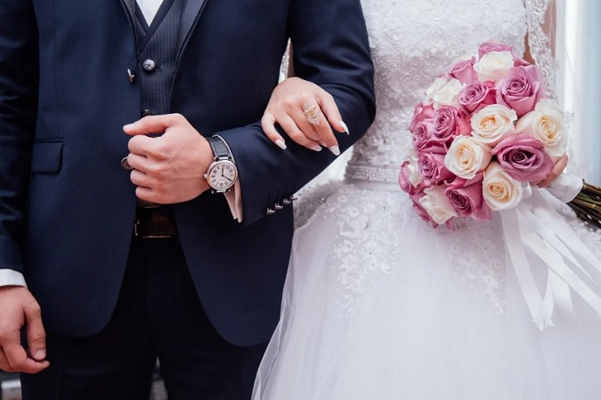 Matrimonios aumentaron en 73% en Aguascalientes durante julio