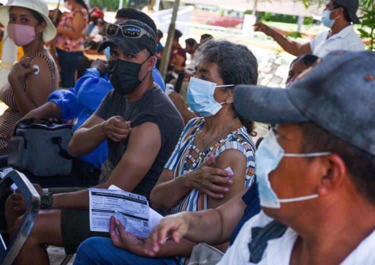 Covid-19: semáforo epidemiológico mantiene 7 entidades en riesgo máximo; la capital queda en naranja