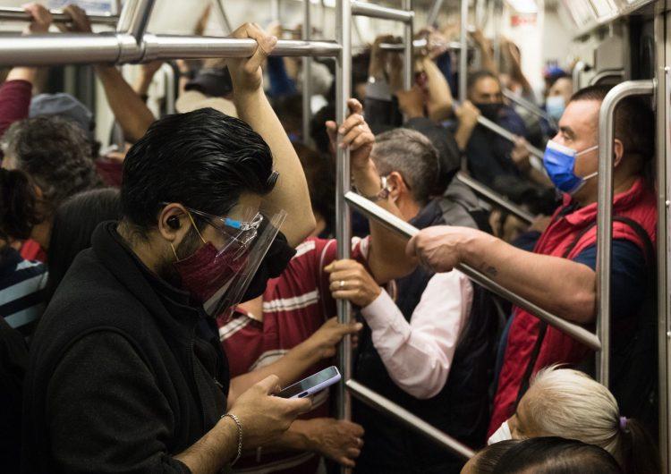 Covid-19: en solo 24 horas México suma más de 20,000 nuevos contagios