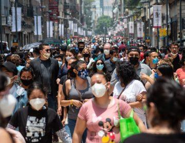 Covid-19: México registra 761 defunciones; suma 21,897 nuevos casos