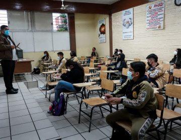 Tras 17 meses de clases virtuales, México regresa a clases presenciales