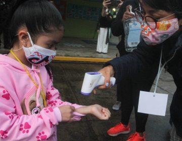 Covid-19: México suma 326 nuevos decesos y 5,564 nuevos casos de contagio