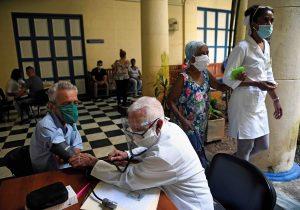 Pandemia en Cuba aún es 'preocupante': OPS