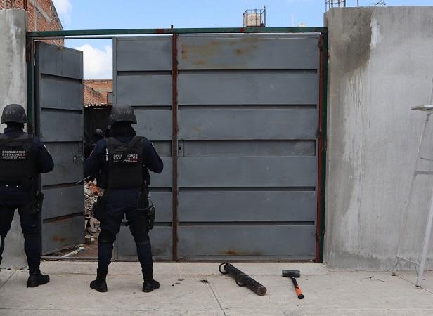 Desmantelan banda de robacoches que operaba en Las Arboledas