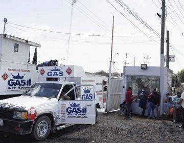 Gaseros de Puebla enfrentan 8 asaltos cada mes