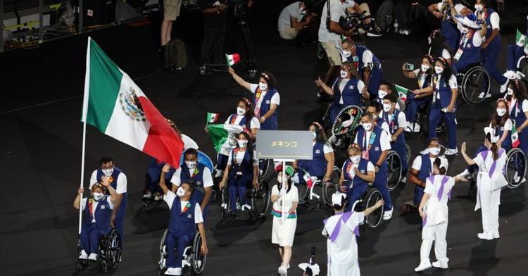 Con 60 atletas, México busca ganar la presea de oro número 100 en los Juegos Paralímpicos