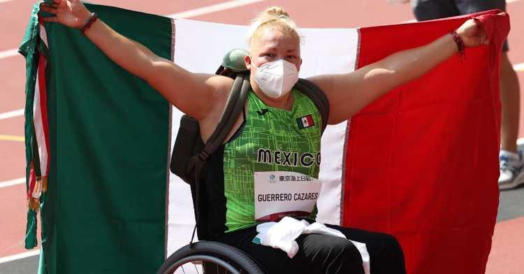 México obtiene su segunda medalla en los Juegos Paralímpicos Tokio 2020