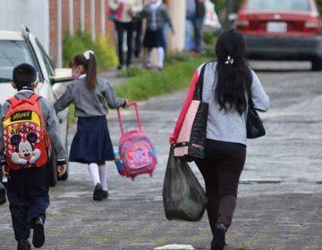 SEP asegura que solo el 25% de alumnos regreso a clases presenciales en Puebla