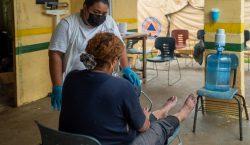 MSF alerta sobre alta cifra de migrantes colombianos que llegan…