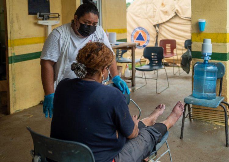 MSF alerta sobre alta cifra de migrantes que llegan a Panamá: 11,000 en un mes